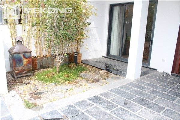 Modern house with 4 bedrooms for rent in Gamuda Gardens, Hoang Mai district 1