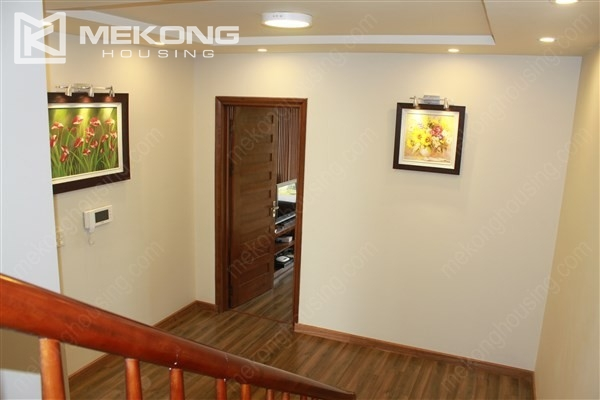 Modern house with 4 bedrooms for rent in Gamuda Gardens, Hoang Mai district 12