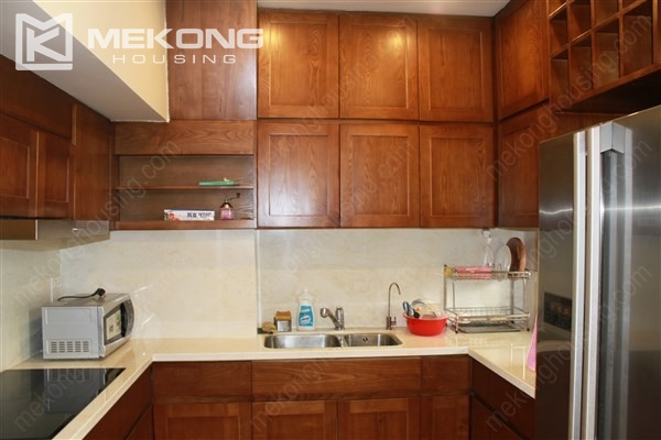 Modern house with 4 bedrooms for rent in Gamuda Gardens, Hoang Mai district 5