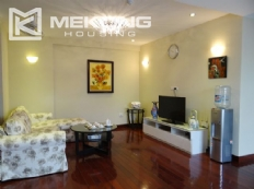 Modern serviced apartment for rent in the center of Hoan Kiem