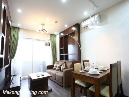 Modern serviced apartment with 2 bedrooms for rent in Cau Giay street, Cau Giay, Hanoi 3