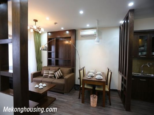 Modern serviced apartment with 2 bedrooms for rent in Cau Giay street, Cau Giay, Hanoi 6