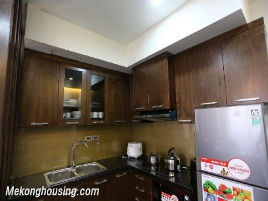 Modern serviced apartment with 2 bedrooms for rent in Cau Giay street, Cau Giay, Hanoi 7
