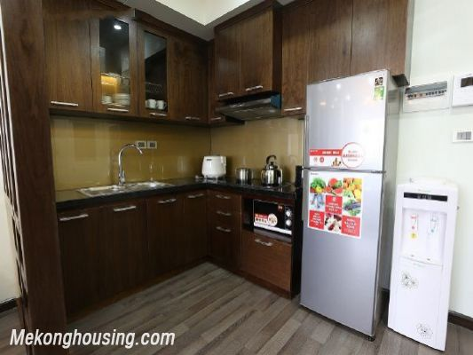 Modern serviced apartment with 2 bedrooms for rent in Cau Giay street, Cau Giay, Hanoi 8