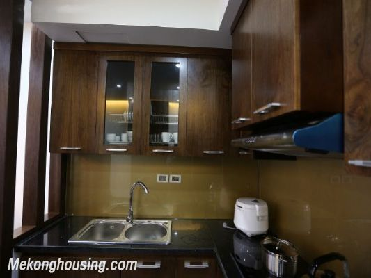 Modern serviced apartment with 2 bedrooms for rent in Cau Giay street, Cau Giay, Hanoi 9