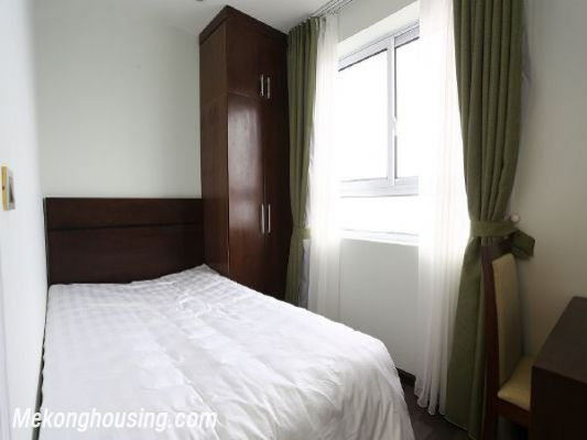 Modern serviced apartment with 2 bedrooms for rent in Cau Giay street, Cau Giay, Hanoi 11
