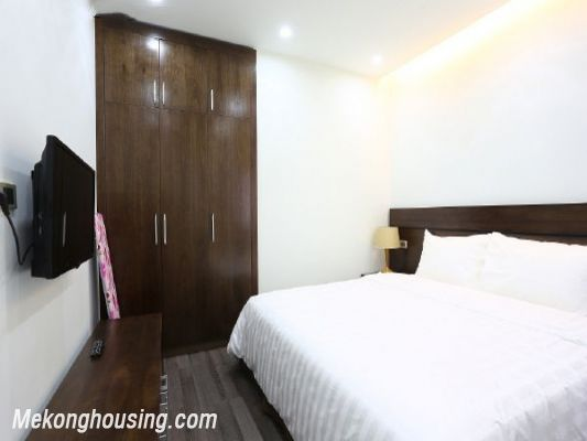 Modern serviced apartment with 2 bedrooms for rent in Cau Giay street, Cau Giay, Hanoi 12