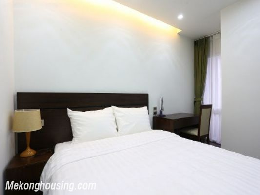 Modern serviced apartment with 2 bedrooms for rent in Cau Giay street, Cau Giay, Hanoi 13