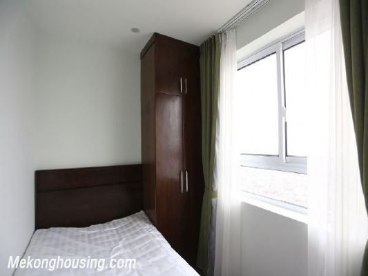 Modern serviced apartment with 2 bedrooms for rent in Cau Giay street, Cau Giay, Hanoi 14