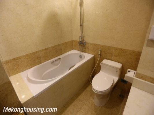 Modern serviced apartment with 2 bedrooms for rent in Cau Giay street, Cau Giay, Hanoi 17