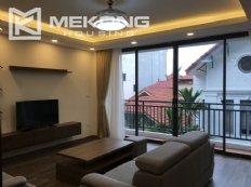Modern serviced apartment with 2 bedrooms for rent in To Ngoc Van