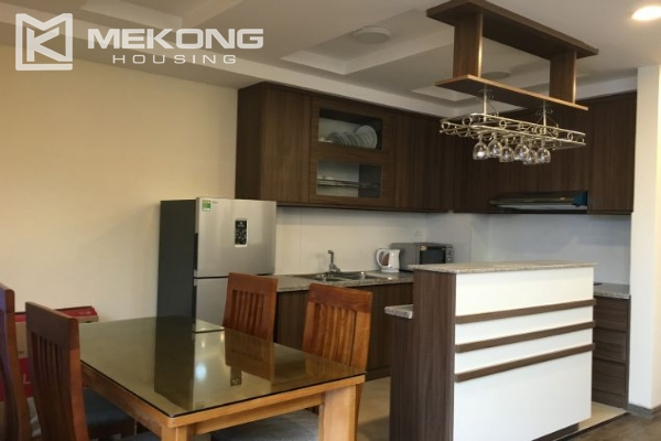 Modern serviced apartment with 2 bedrooms for rent in To Ngoc Van 4