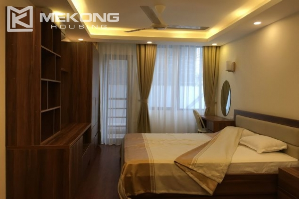 Modern serviced apartment with 2 bedrooms for rent in To Ngoc Van 6