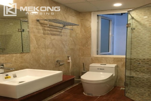 Modern serviced apartment with 2 bedrooms for rent in To Ngoc Van 11