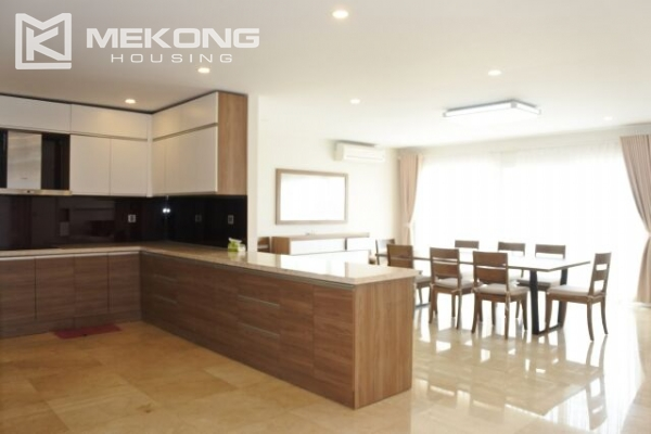 Modernly furnished villa with spacious garden and 7 bedrooms in Q block, Ciputra Hanoi 7