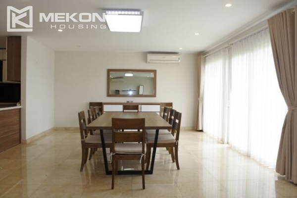 Modernly furnished villa with spacious garden and 7 bedrooms in Q block, Ciputra Hanoi 12