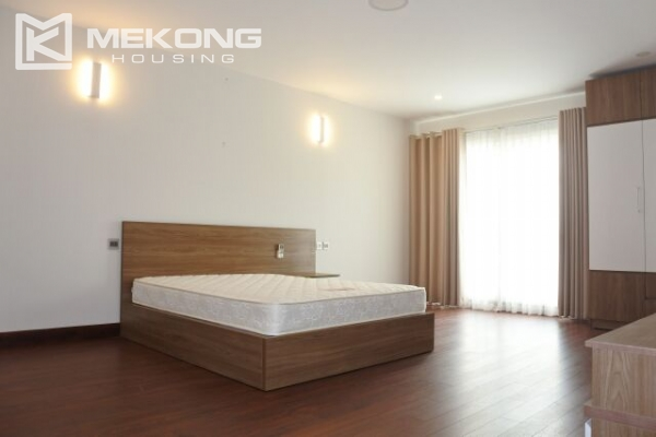 Modernly furnished villa with spacious garden and 7 bedrooms in Q block, Ciputra Hanoi 13