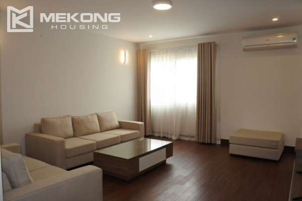 Modernly furnished villa with spacious garden and 7 bedrooms in Q block, Ciputra Hanoi 14