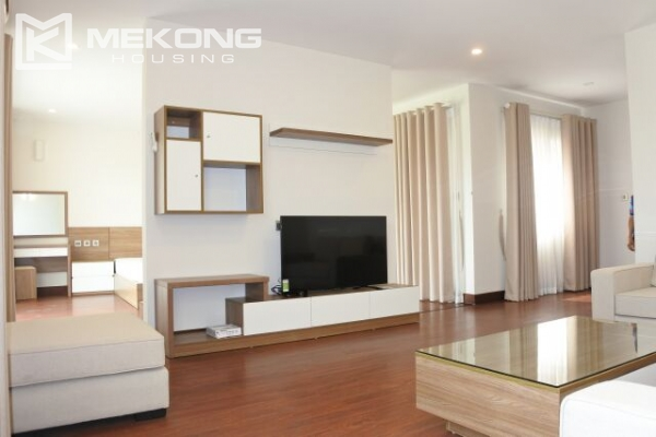 Modernly furnished villa with spacious garden and 7 bedrooms in Q block, Ciputra Hanoi 16