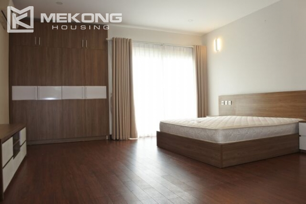 Modernly furnished villa with spacious garden and 7 bedrooms in Q block, Ciputra Hanoi 19
