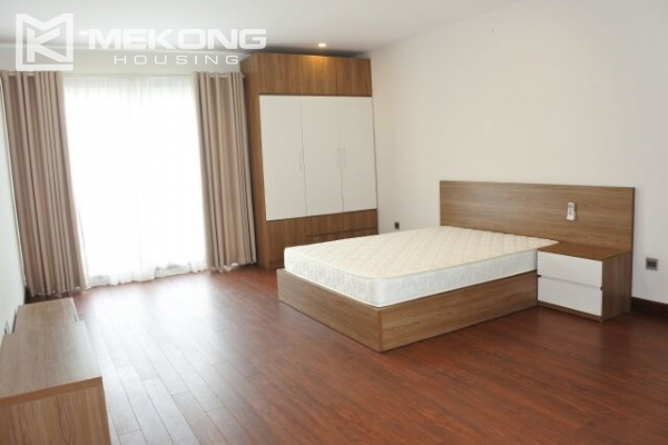 Modernly furnished villa with spacious garden and 7 bedrooms in Q block, Ciputra Hanoi 1