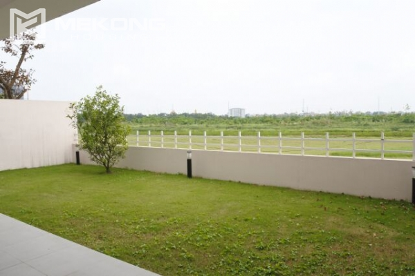 Modernly furnished villa with spacious garden and 7 bedrooms in Q block, Ciputra Hanoi 8