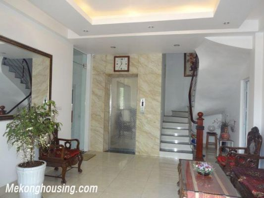 New and full furniture serviced apartment for rent in Yen Phu street, Tay Ho, Hanoi 1
