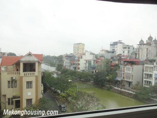 New and full furniture serviced apartment for rent in Yen Phu street, Tay Ho, Hanoi 10