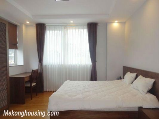 New and full furniture serviced apartment for rent in Yen Phu street, Tay Ho, Hanoi 11