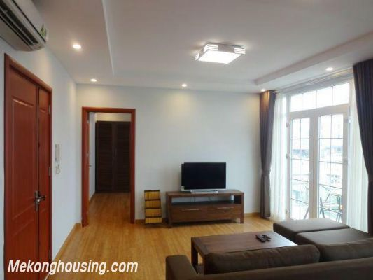 New and full furniture serviced apartment for rent in Yen Phu street, Tay Ho, Hanoi 15