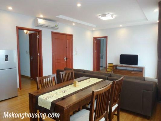 New and full furniture serviced apartment for rent in Yen Phu street, Tay Ho, Hanoi 6