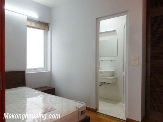 New and full furniture serviced apartment for rent in Yen Phu street, Tay Ho, Hanoi 7