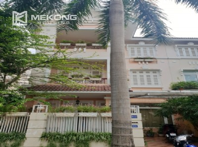 New house good quality 4 bedrooms Ciputra Hanoi for rent