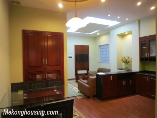 Nice and Modern Serviced Apartment Renting in Cau Dat st, Hoan Kiem dis 1