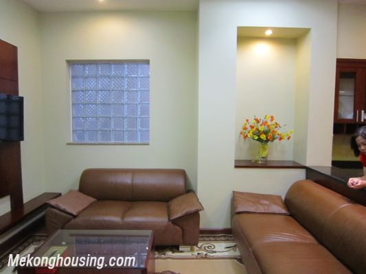Nice and Modern Serviced Apartment Renting in Cau Dat st, Hoan Kiem dis 3