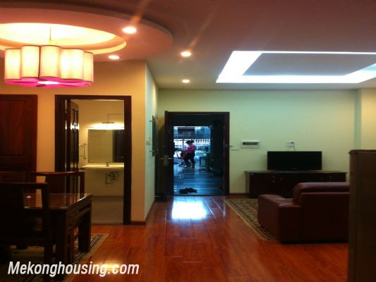 Nice and Modern Serviced Apartment Renting in Cau Dat st, Hoan Kiem dis 6