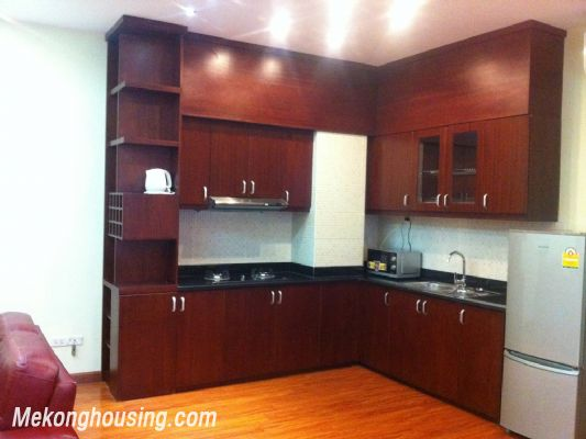Nice and Modern Serviced Apartment Renting in Cau Dat st, Hoan Kiem dis 7