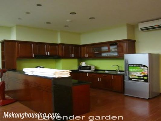Nice and Modern Serviced Apartment Renting in Cau Dat st, Hoan Kiem dis 15
