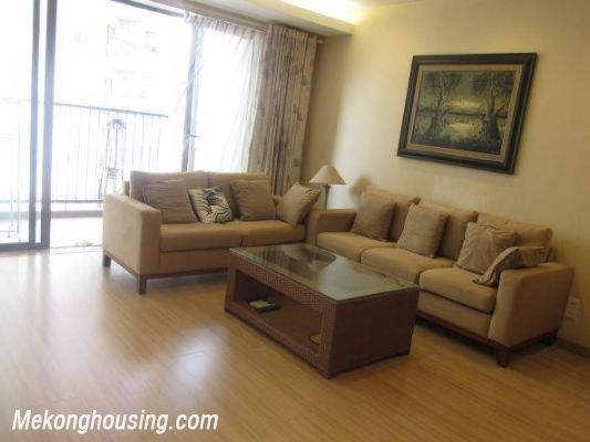 Nice apartment with 2 bedroom for rent in Sky City 88 Lang Ha street, Dong Da district, Hanoi 1