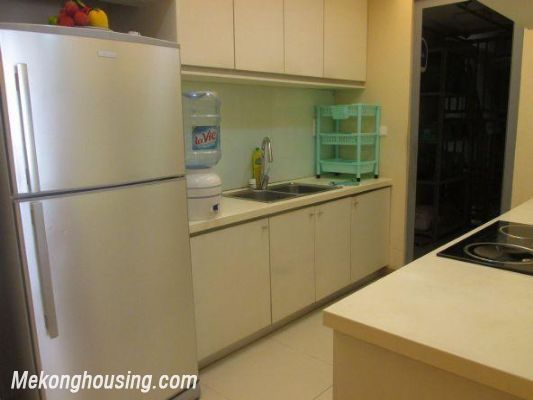Nice apartment with 2 bedroom for rent in Sky City 88 Lang Ha street, Dong Da district, Hanoi 10