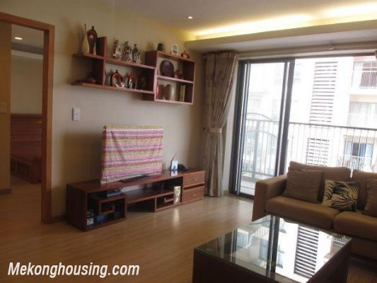 Nice apartment with 2 bedroom for rent in Sky City 88 Lang Ha street, Dong Da district, Hanoi 2