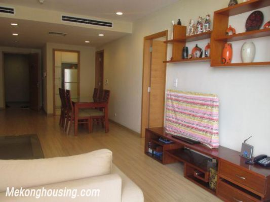Nice apartment with 2 bedroom for rent in Sky City 88 Lang Ha street, Dong Da district, Hanoi 3