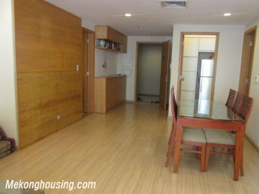 Nice apartment with 2 bedroom for rent in Sky City 88 Lang Ha street, Dong Da district, Hanoi 4
