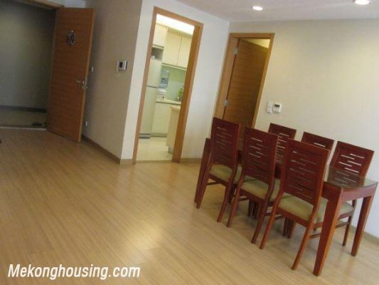 Nice apartment with 2 bedroom for rent in Sky City 88 Lang Ha street, Dong Da district, Hanoi 5