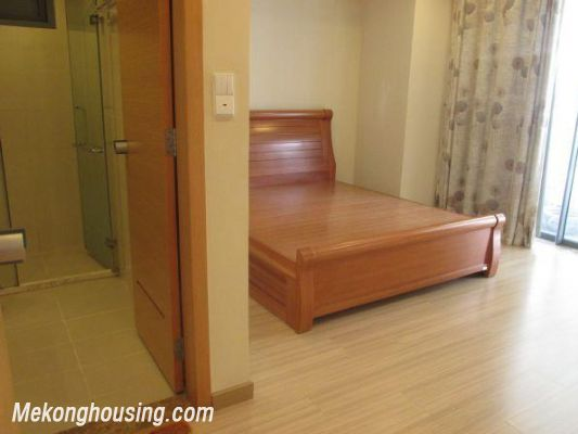 Nice apartment with 2 bedroom for rent in Sky City 88 Lang Ha street, Dong Da district, Hanoi 6