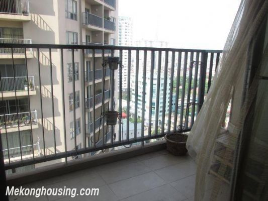 Nice apartment with 2 bedroom for rent in Sky City 88 Lang Ha street, Dong Da district, Hanoi 15