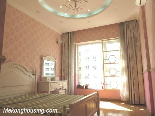 Nice apartment with 3 bedrooms for rent in 25t2 Hoang Dao Thuy, Cau Giay, Hanoi 10