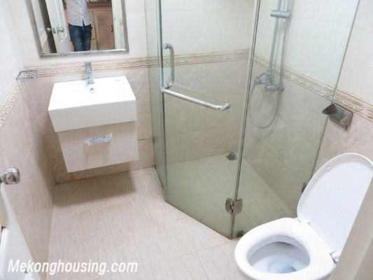 Nice apartment with 3 bedrooms for rent in 25t2 Hoang Dao Thuy, Cau Giay, Hanoi 12