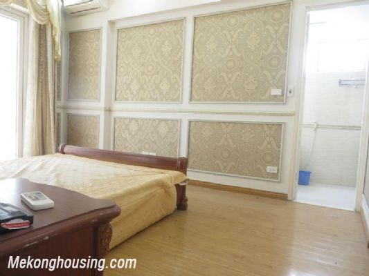 Nice apartment with 3 bedrooms for rent in 25t2 Hoang Dao Thuy, Cau Giay, Hanoi 13