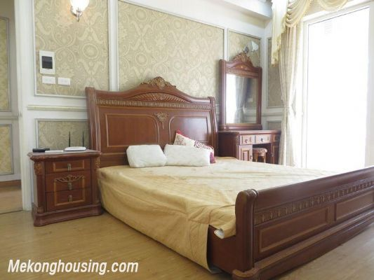 Nice apartment with 3 bedrooms for rent in 25t2 Hoang Dao Thuy, Cau Giay, Hanoi 9